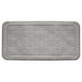 Vanová podložka KRETA PVC šedá 72x36cm KELA KL-22369