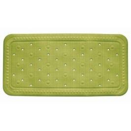 Vanová podložka KRETA PVC zelená 72x36cm KELA KL-22374