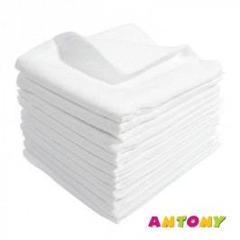 Bavlněná plena LUX - 10ks balení - velikost: 70x80 (cm)