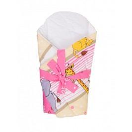 Zavinovačka s výztuží (růžová) - ZOO