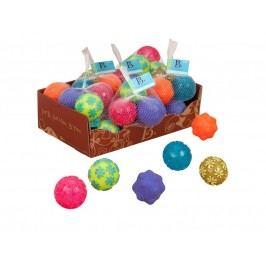 B-TOYS - Mini míčky Oddballs Orange
