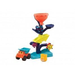 B-TOYS - Vodní mlýnek s náklaďákem