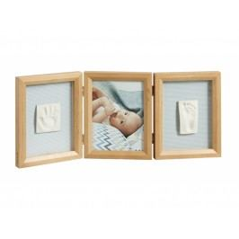 BABY ART - Rámeček Double Print Frame Honey