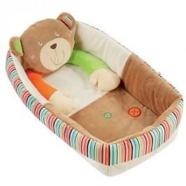BABY Fehn - oskar koš / deka medvídek