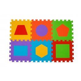 Puzzle pěnové písmena 6 ks, 6m+