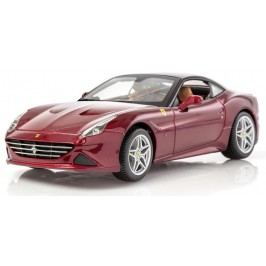 BBURAGO -  Ferrari California (Closed Top) 1:18 Ferrari Signature