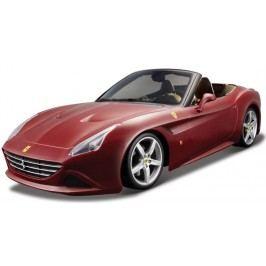 BBURAGO -  Ferrari California T (Open Top) 1:24 Ferrari Race & Play
