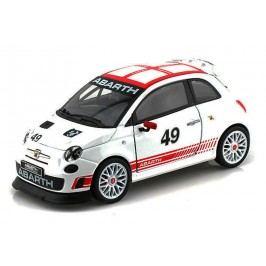 BBURAGO -  Bburago Fiat Abarth 500 Assetto Corse 1:24 Race