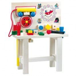 Bino - 82145 Pracovní stůl s telefonem