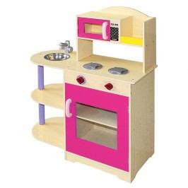 BINO - 83723 Kuchyňka s mikrovlnkou