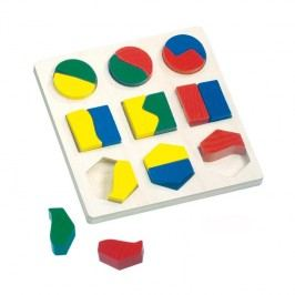BINO - 84029 Vkládačka Geometrické tvary