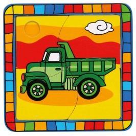 Bino - 88006 Puzzle Nákladní auto
