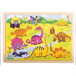 Bino - 88079 Puzzle Dinosauři