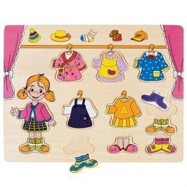 Bino - 88110 Puzzle šatník