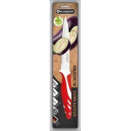 Pracovní nůž čepel 12,5 cm červený, BL-3015CWR