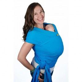 BOBA - Nosič dětí / šátek Boba Wrap - Turquoise