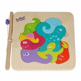 BOIKIDO - Puzzle s rybacka 2v1