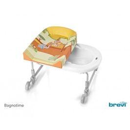 BREVI - Bagnotime 594 Souprava na koupání a přebalování Safari Kids