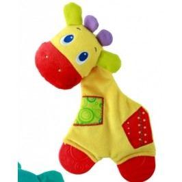 Hračka - kousátko Sunggle & Teeth 0m + Žirafa