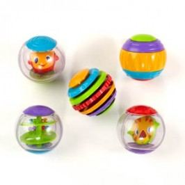 Hračka Shake & Spin Activity Balls, 3m +