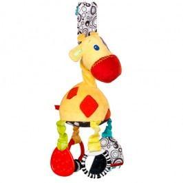 Chrastítko senzorická - žirafa 0m +