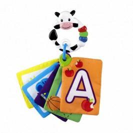 Karty zábavně-vzdělávací Take Along Discovery Cards ™ písmena 0m +