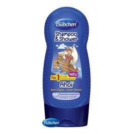 BÜBCHEN - Kids šampon a sprchový gel 2v1 Ahoj námořník 230 ml