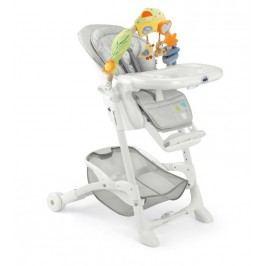 CAM - Jídelní židlička ISTANTE Chrom - col.226