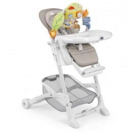 CAM - Jídelní židlička ISTANTE Chrom - col.227