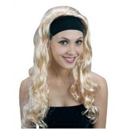 CASALLIA - Karnevalová paruka Blondýna