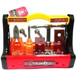 CASALLIA - My First Tools Box s pracovním nářadím