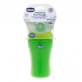 Láhev termo sportovní s brčkem 18m +, zelená