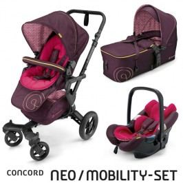CONCORD - Mobility Set Neo Air + Scout Rose Pink Concord 2016