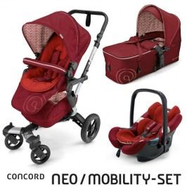 CONCORD - Mobility Set Neo Air + Scout Tomato Red Concord 2016