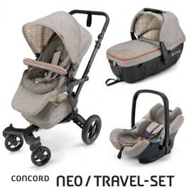 CONCORD - Travel Set Neo Air + Sleeper Cool Beige Concord 2016
