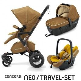CONCORD - Travel Set Neo Air + Sleeper limitovaná edice Sweet Curry Concord 2016
