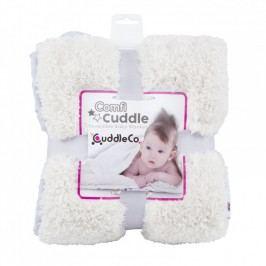 CUDDLEME - CUDDLECO Super měkká oboustranná dětská deka, Lila