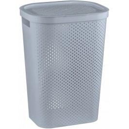 CURVER - Plastový koš na špinavé prádlo 60 l