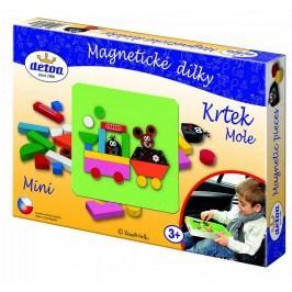 DETOA - Magnetické Dílky Krtek Mini