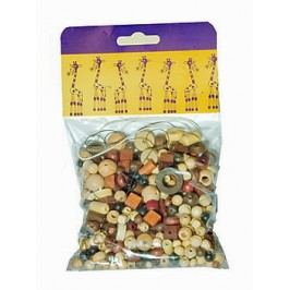 DETOA - Mix Perle 100G Hnědo-Přírodní