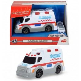 DICKIE - Action Series Mini Ambulance 15 cm