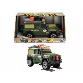 DICKIE - Action Series Mini Outland Patrol vojenský 34 cm