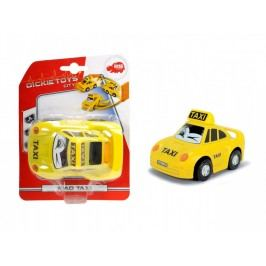 DICKIE - Autíčko Mad Taxi 12 cm