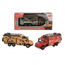 DICKIE - Explorer Truck 24 Cm