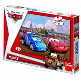 DINO - Cars V Paříži 300Dxl Puzzle