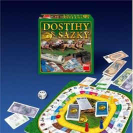 DINO - Dostihy a sázky nové - hra