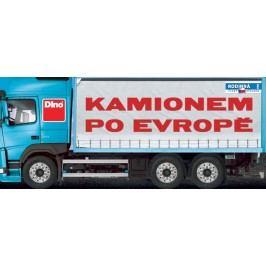 DINO - Kamionem po Evropě hra