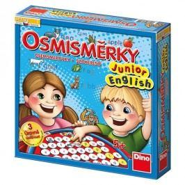 DINOTOYS - Hra osmisměrka Junior English