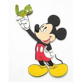 DISNEY - Dekorace na zeď - Mickey s ptáčkem (malá)