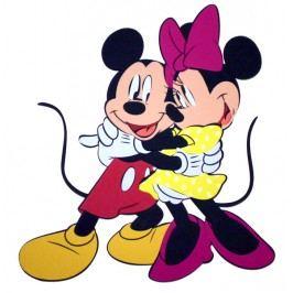 DISNEY - Mickey a Minnie (standing)